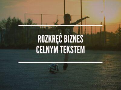 Teksty na strony WWW / Katarzyna Zubrzycka-Sarna