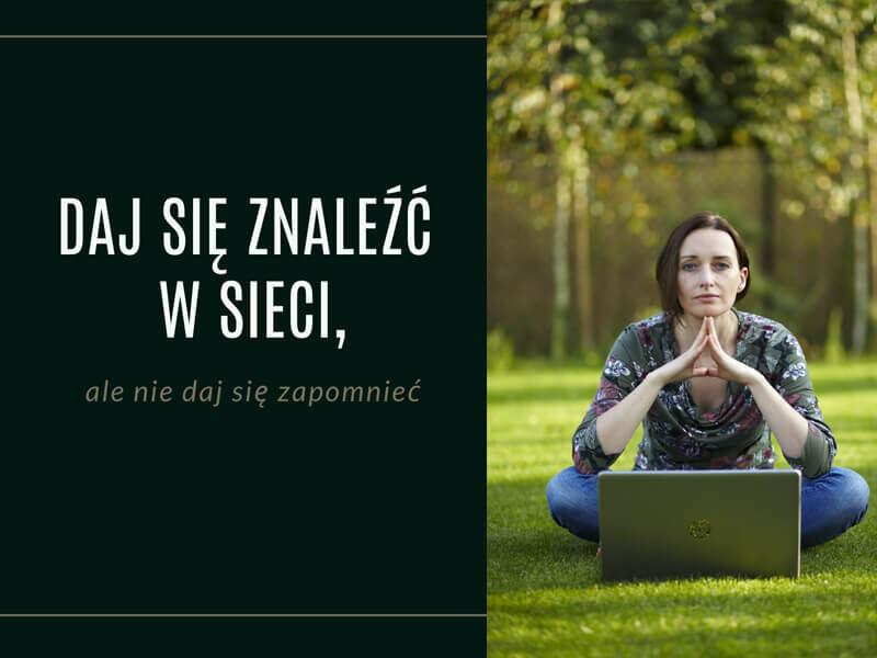 Teksty na strony WWW / Jolanta Bednarz