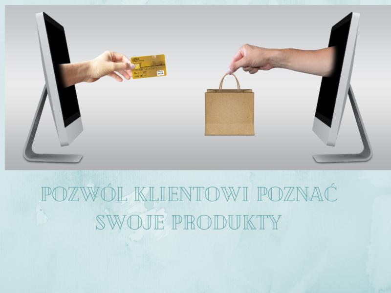 Opisy produktów / Anna Nowacka