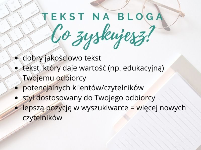 Artykuły blogowe / Katarzyna Waskowska