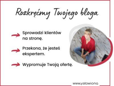 Artykuły blogowe / Aneta Łacwik