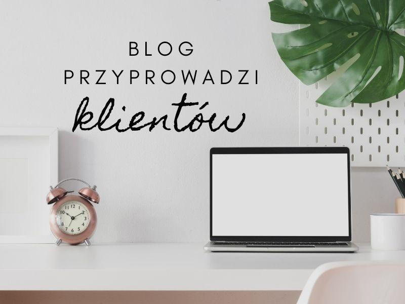 Artykuły blogowe / Kamila Wojciechowska