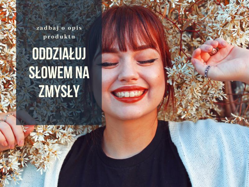 Opisy produktów / Natalia Wróblewska