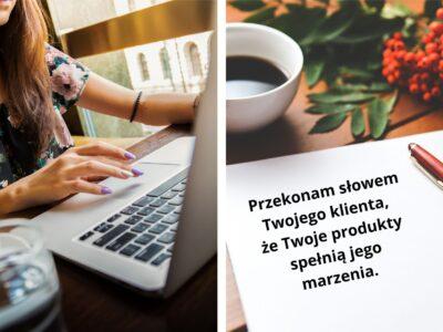 Opisy produktów / Renata Bancerz