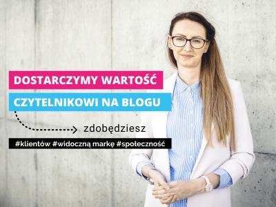 Artykuły na blog / Marzena Motyczka