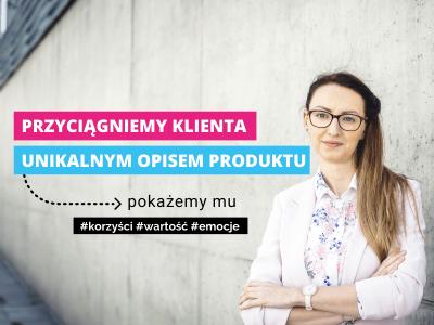 Opisy produktów / Marzena Motyczka