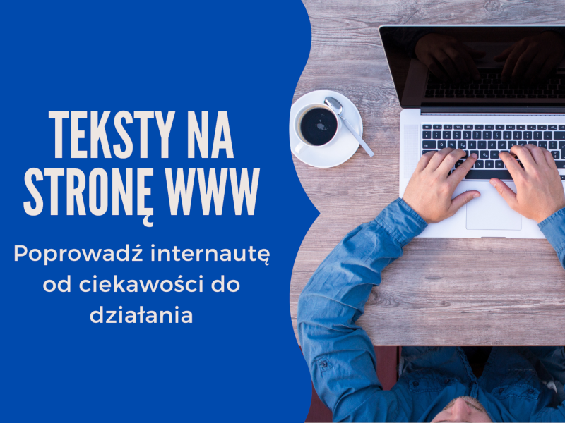 Teksty na stronę WWW / Żaneta Kaczmarczyk
