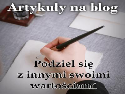 Artykuły blogowe / Paulina Parys